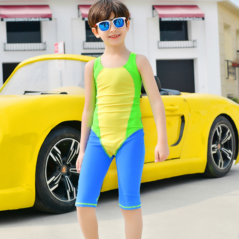 Breathable kids boys swimwear boys swimwear models