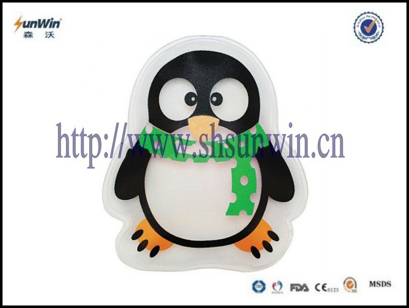 Customlize the QQ image ice pack for promotional gifts and festival gifts