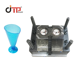 plastic ice cream cup mould