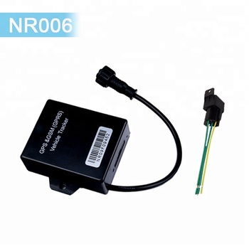 Real-time Gps/gsm/gprs Tracking Device Nr006 Mini Vehicle Gps Car Tracker  Anti Theft Lost Tracking Device - Buy Gps Tracker With Anti Theft/ Lost  Fuel