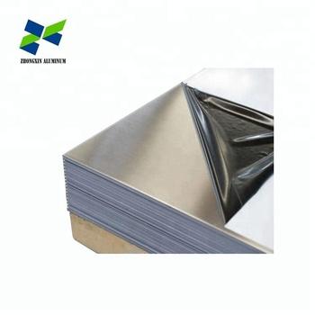 1060 1mm 2mm En Aluminium Plaque De Tôle En Aluminium Prix Pour La