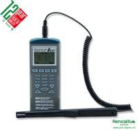 Portable Handheld Temperature Data Recorder Humidity Logger AZ9651