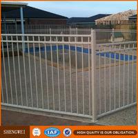 China supplier Aluminium Swimming Pool Fence panels /Aluminum Fence for garden fence