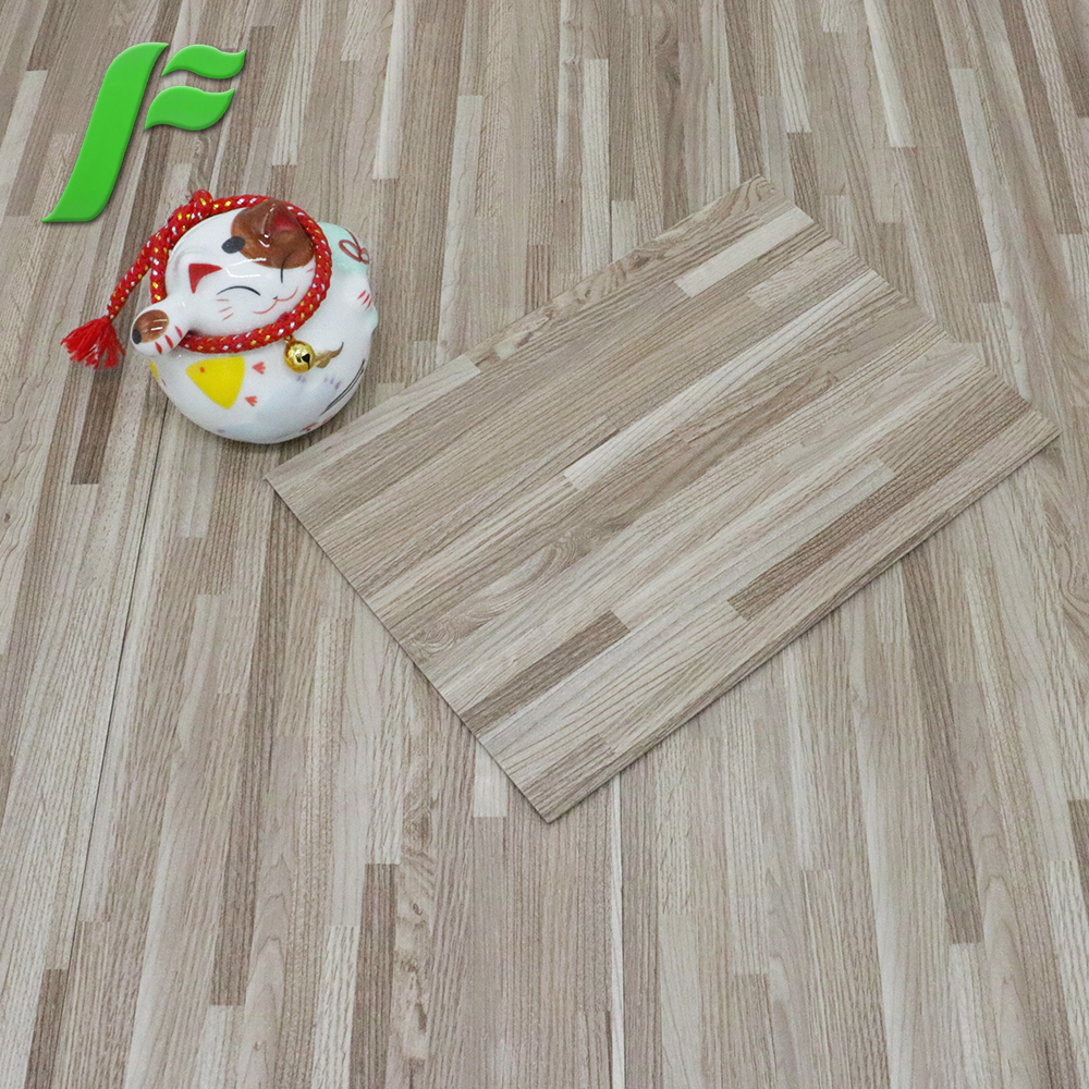 WD3036-WD3037 AIERSHA, Stripe texture & Light Black Vinyl flooring, Top quality, PVC tile