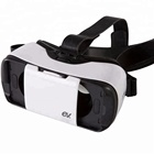 Newest Version VR Box 3D Virtual Reality Glasses for 4.7'-5.7' Smartphone