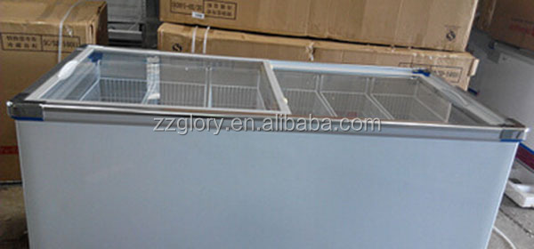 Zzglory Meat Ball Storage Refrigerated Display Counters ...