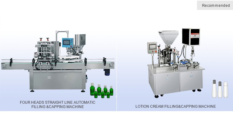 2016 Rotary Liquid Detergent Filling Machine
