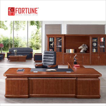 Chinese Custom Design Wooden Executive Table Furniture For Office  (fohb4-j321s) - Buy Furniture For Office,Luxury Home Office Furniture,Solid  Wood ...