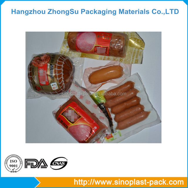 High quality transparent EVOH/PA pallet wrap stretch plastic film