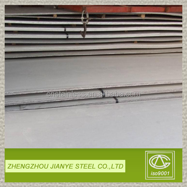 Austenite cold rolled 310s polished stainless steel sheet