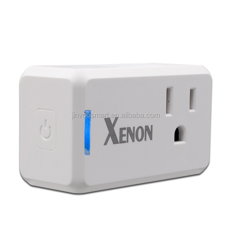 Smart Plug Alexa 10A US Type smart power socket WiFi Electrical Plugs work with alexa cho and google home voice control plug