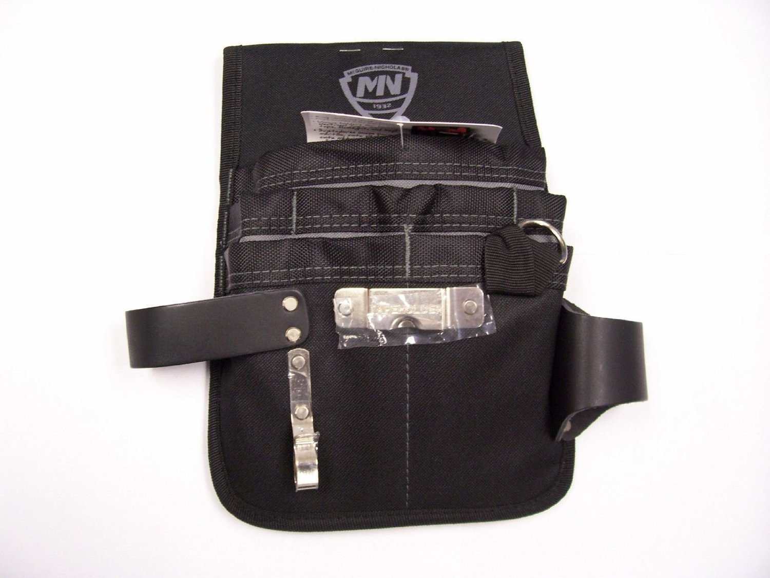 Rooster Group Mcguire-nicholas 72500t-1 Black Electrician`s Tool Pouch