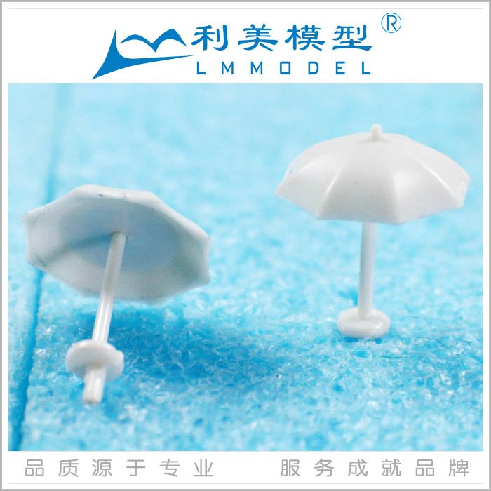 indoor and outdoor architecture scale sun umbrella model ,MT200