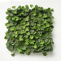New Artificial hedge fencing fake leaves garden decoration