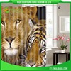 New Products Goods Cheap Price Stock Shower Curtain