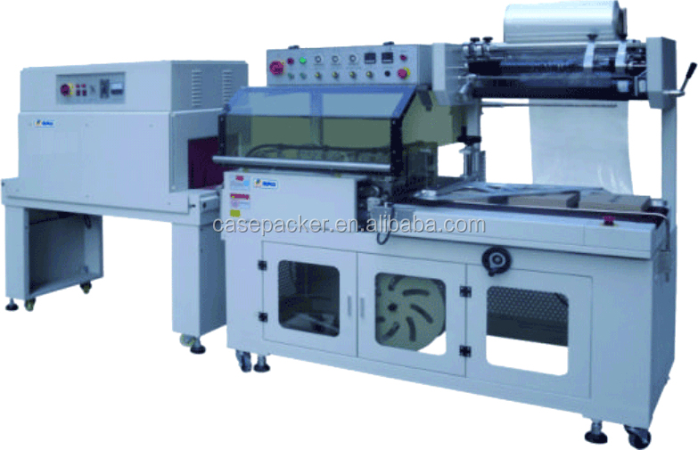 L Type Shrink Wrapping Machine