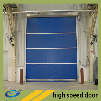 Guangzhou Commercial Insulated Pvc Doors Cold Room Roller Shutter