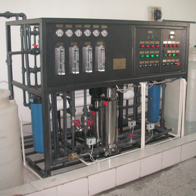 2000LPH Reverse Osmosis Potable Water Purifier