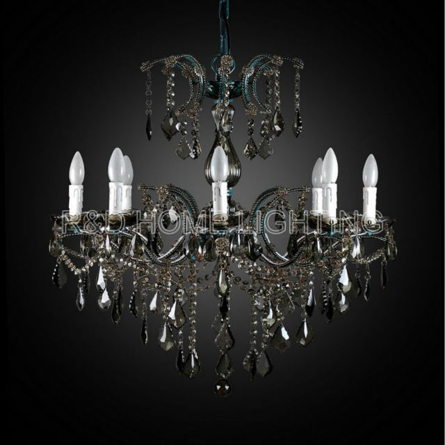 Buy cheap china green glass chandelier products find china green matte green crystals light black glass chandelier pendant lighting aloadofball Gallery