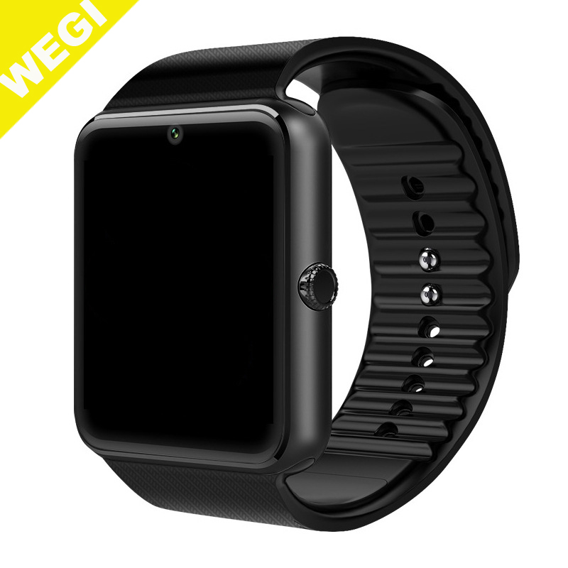 Apple watch series 2 42mm aluminum case with sport band.