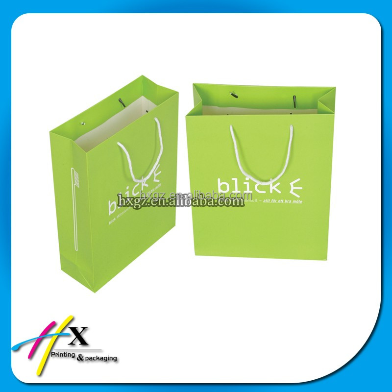Guangzhou high quality custom printing packaging bag manufacturers