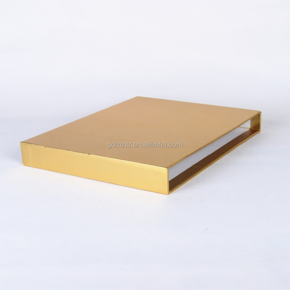 Corrugated cardboard gold box printing with competitive price