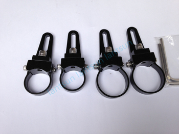 "2"" / 2.5"" / 3"" Inch Led Light Bar Bull Bar Clamps 4wd Driving ..."