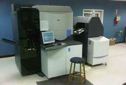 2006 HP Indigo 3050 Digital Printing Press