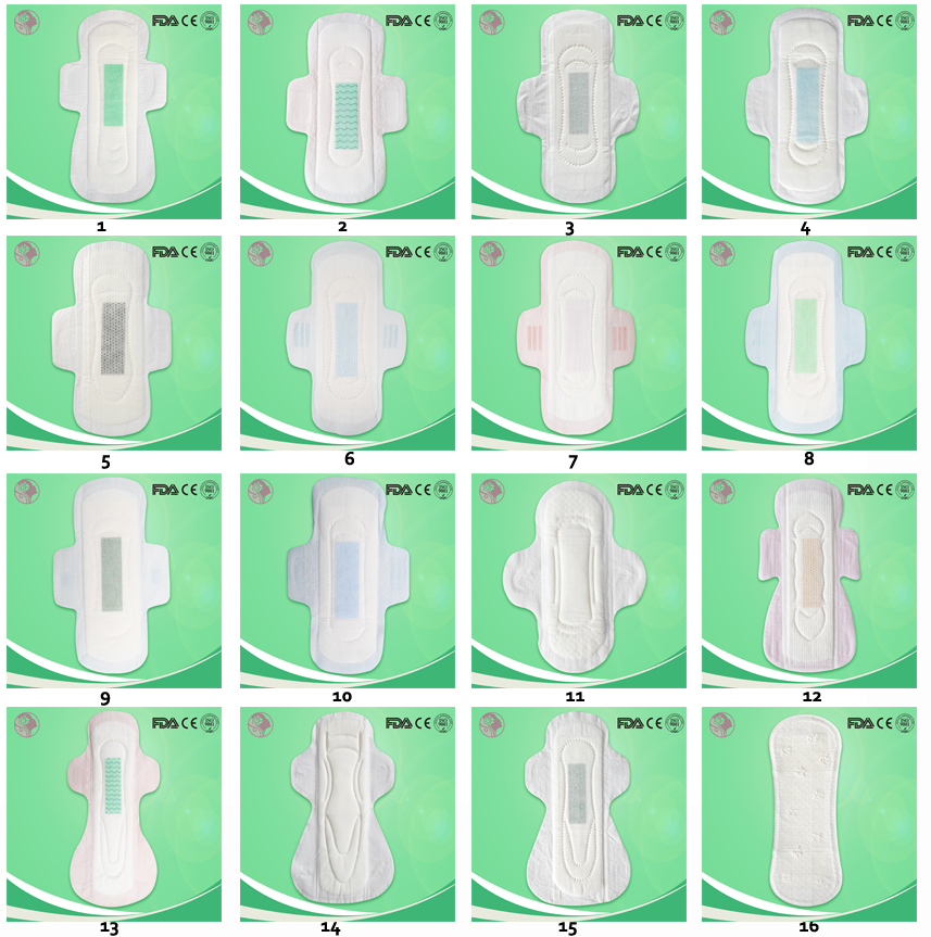 Non-sterile Individually Wrapped Like Whisper Ultra Pads Sanitary ...