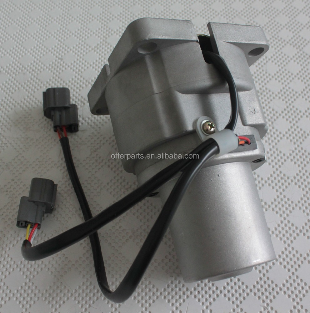 Throttle motor assembly,stepping motor,YN20S00002F3 for Kobelco SK200-6,SK75-8 excavator and other machinery