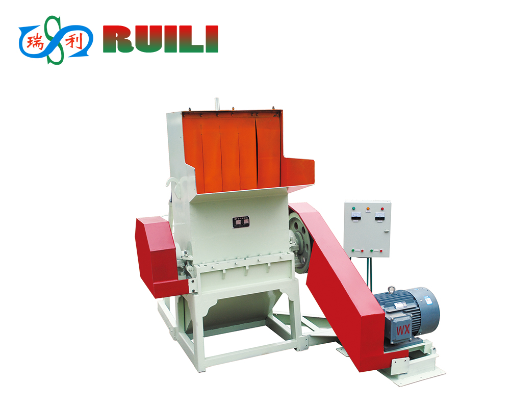 Afval plastic recycling machine messen freesmachine plastic crusher voor pp/pe/abs/pvc