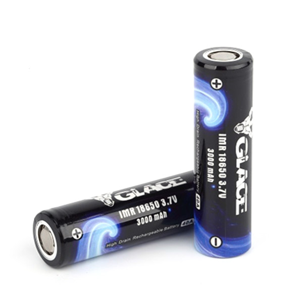 Rechargeable low self discharge 18650 lithium ion cylindrical battery
