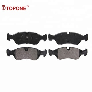 Disc Brake Pad For DAEWOO NEXIA For OPEL ASTRA For OPEL VECTRA For VAUXHALL ASTRA Brake Pad Auto Parts D796 GDB951