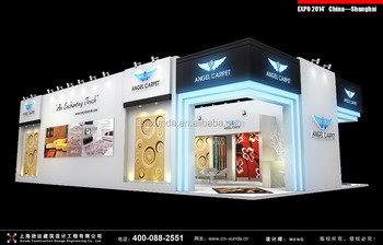 Exhibition Stall Agreement : Turkey companies exhibition stand designer contractor in china