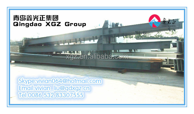 XGZ metal building high quality materials