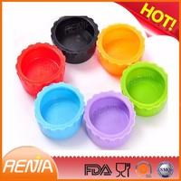 RENJIA wholesale glass jars lids coffee lid cookware lid