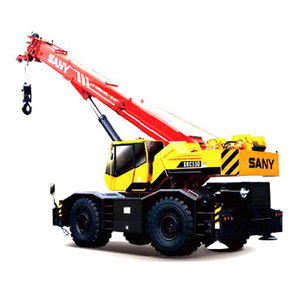 excellent rough terrain crane grove 50 Sany SRC350 35t rough terrain crane