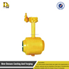 China factory direct selling price low high quality cast steel ball valve products