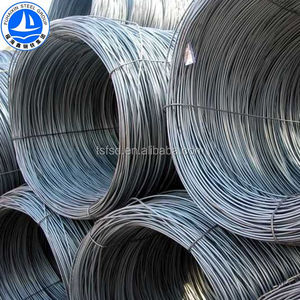 SAE 1006/ 1008 / Q195/ 235Hot rolled steel wire rod coil
