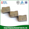 Diamond Segment for Granite Cutting - Diamond Segments For Saw Blade