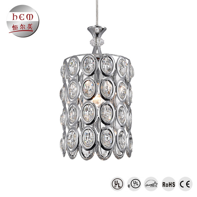 Contemporary Round Metal Pendant Light Designer Chandeliers Ceiling Decorative Lighting For Home