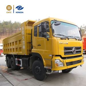 6x4 Strong power iveco technology genlyon dump truck tipper for sand stone transportation