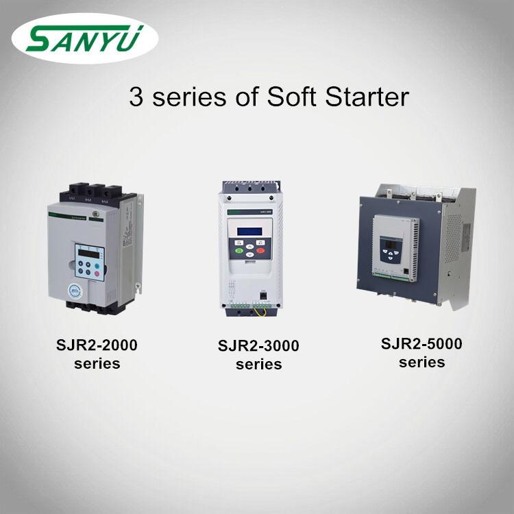 75kw 380v Motor Soft Starter Sjr2 5075 Buy Motor Soft
