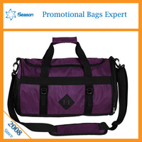 Wholesale trolley Duffel bag luggage custom sport travel bags fast delivery