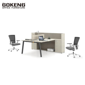 Customized Acceptable Safety Assembly Workstation Cubicle Office Workstation Mobile Computer Workstation