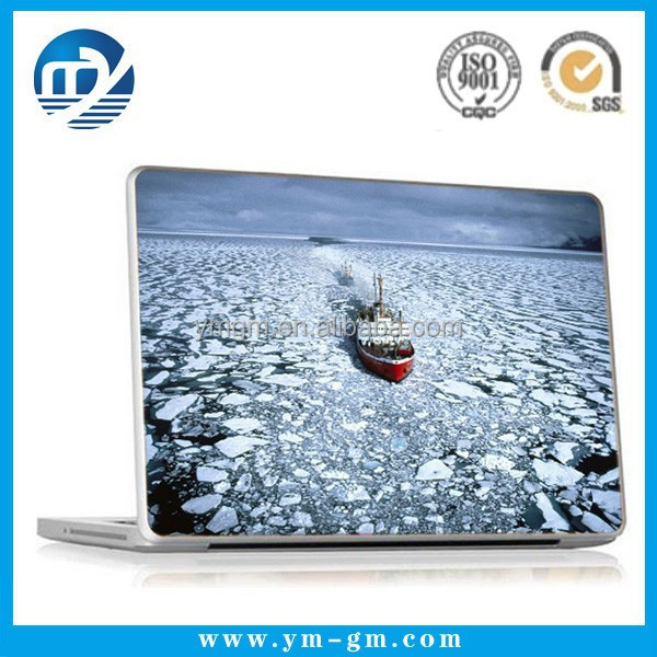 Individueller Bling Diamant Laptop Aufkleber in Xiamen