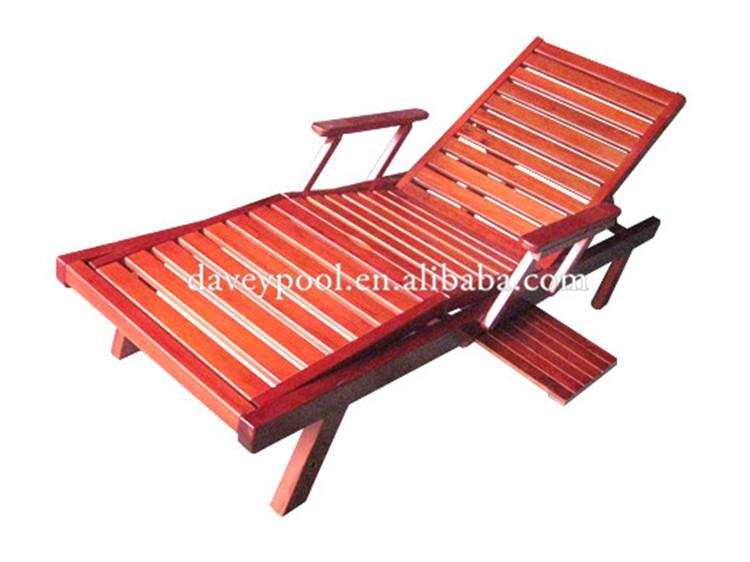 Sedia A Sdraio In Legno : Economico sedie pieghevoli spiaggia regolabile poltrona pieghevole
