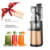 Electric Big Mouth Slow Juicer with 150W DCmotor, best choise for promotion