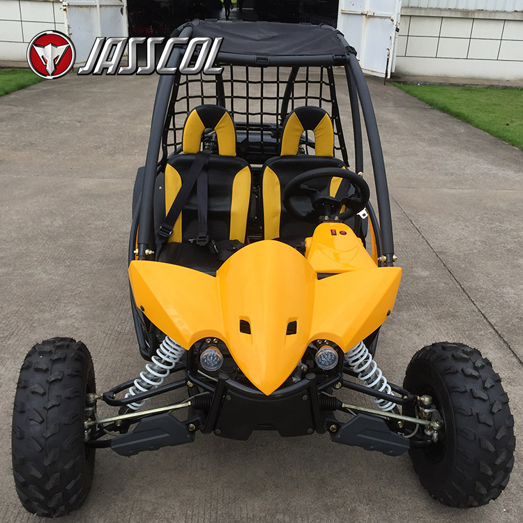 New generation EEC cool man beach car 200cc petrol go kart made in china