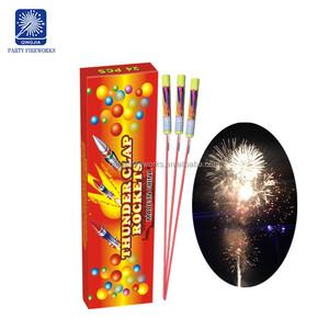 cheap fireworks Flying Thunder Clap Rockets firework rockets